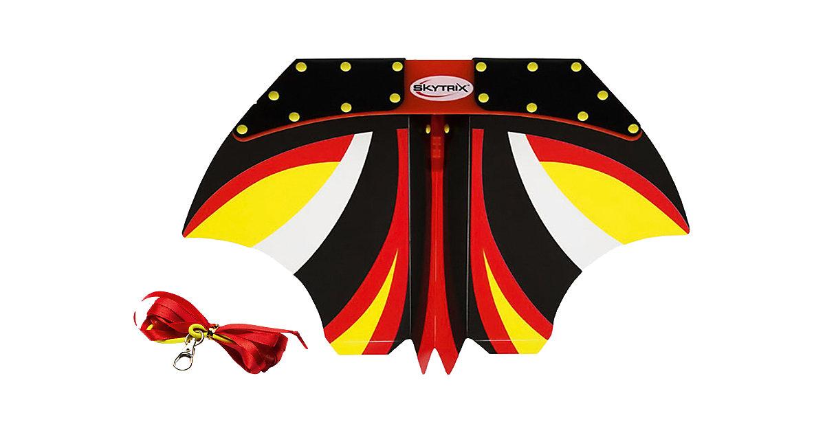 """Skytrix """"Stunt Glider"""" Flugspielzeug, rot/schwarz"""