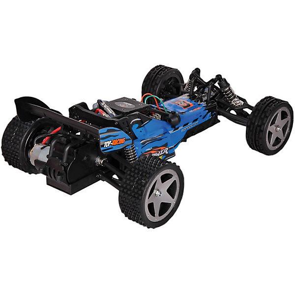 """Автомобиль на р/у """"Wave Runner"""", синий, WL Toys"""