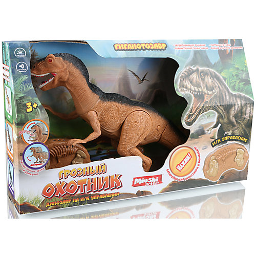"""Динозавр на и/к управлении """"Грозный охотник"""", Mioshi Active от Mioshi"""