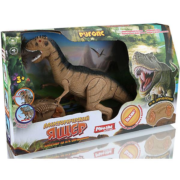 """Динозавр на и/к управлении """"Доисторический ящер"""", Mioshi Active"""