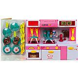 """Набор мебели для кукол """"Суперкухня"""", DollyToy"""