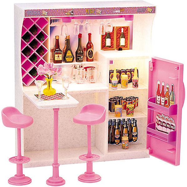 """Набор мебели для кукол """"Весёлая вечеринка"""", DollyToy"""