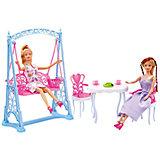 """Набор мебели для кукол """"Вечеринка в саду"""", DollyToy"""
