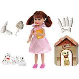 """Кукла """"Любимый питомец"""", 14 см, Defa Lucy"""