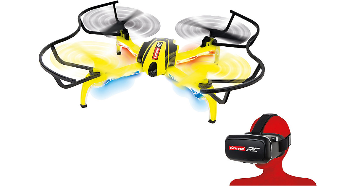 Carrera RC Quadrocopter HD Next