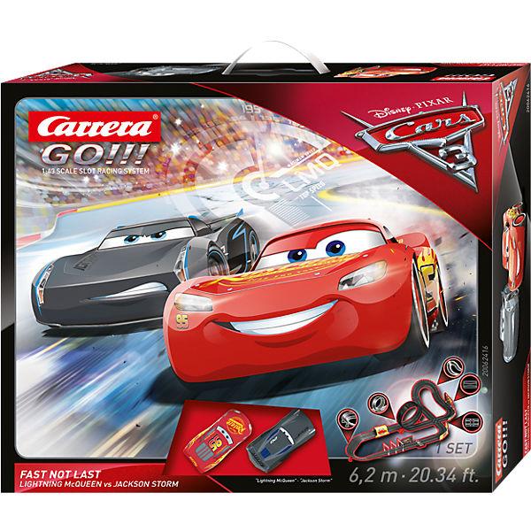 carrera go 62416 disney pixar cars 3 fast not last. Black Bedroom Furniture Sets. Home Design Ideas