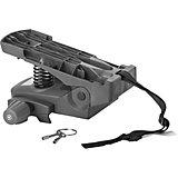 Адаптер для крепления на багажник Caress Carrier Adapter, Hamax, серый