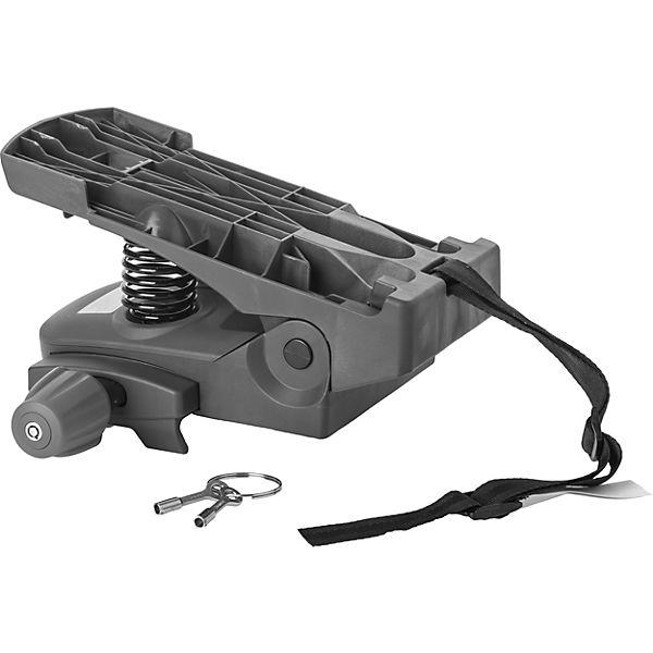 Адаптор для крепления на багажник Caress Carrier Adapter, Hamax, серый