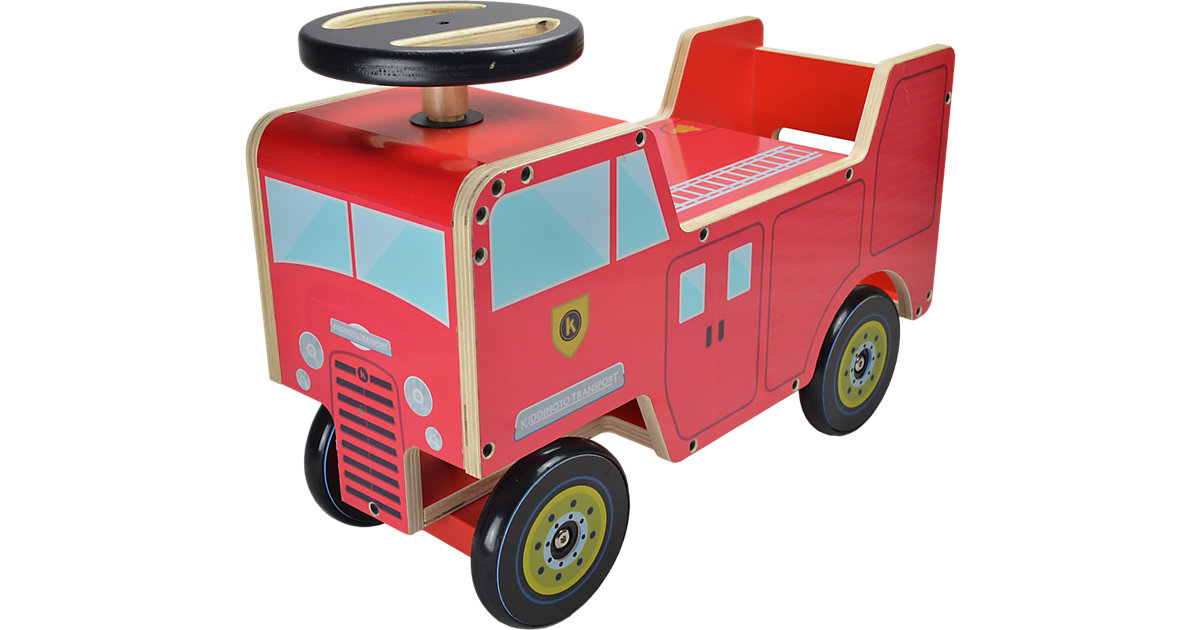 kiddimoto Rider Feuerwehr Truck