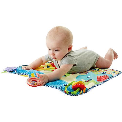 Мягкое одеяло Fisher-Price «Пойдем на прогулку» от Mattel