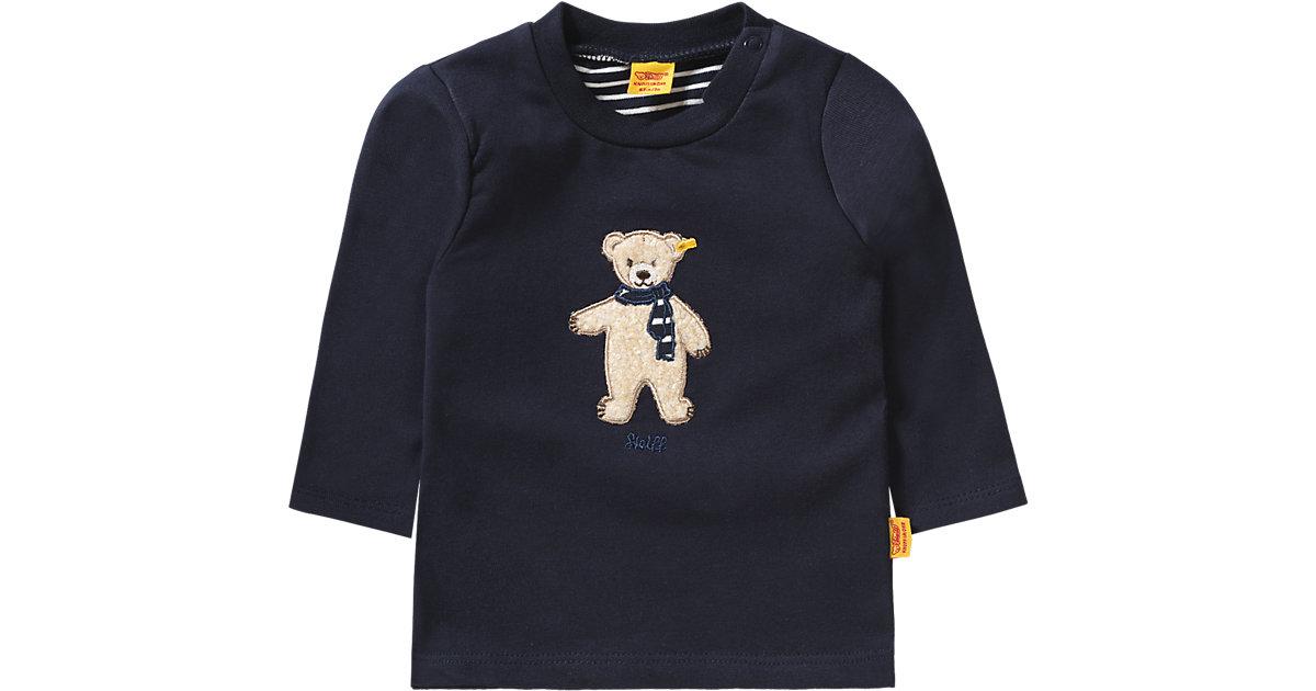 Baby Sweatshirt mit großem Rückenmotiv Gr. 56 Jungen Baby