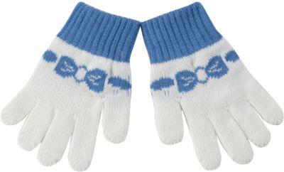 Перчатки для девочки Wojcik - синий