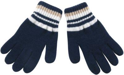 Перчатки для девочки Wojcik - темно-синий