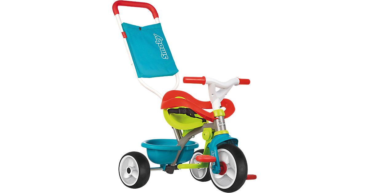 Dreirad Be Move Komfort, blau