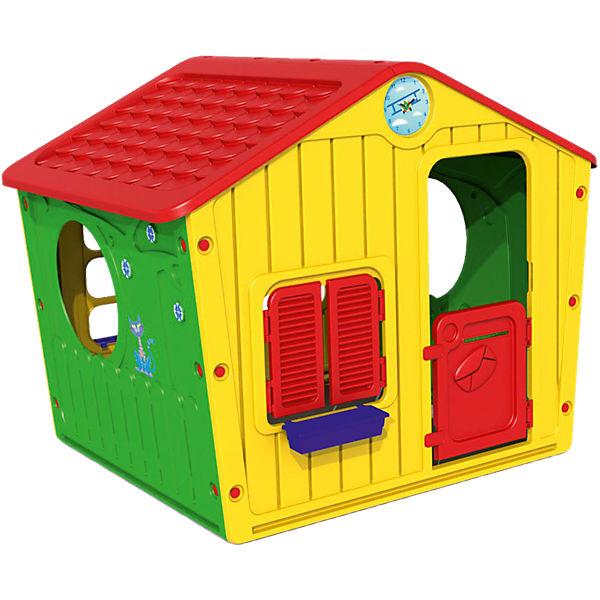 spielhaus kinder plastik kinder spielhaus von kaufland. Black Bedroom Furniture Sets. Home Design Ideas