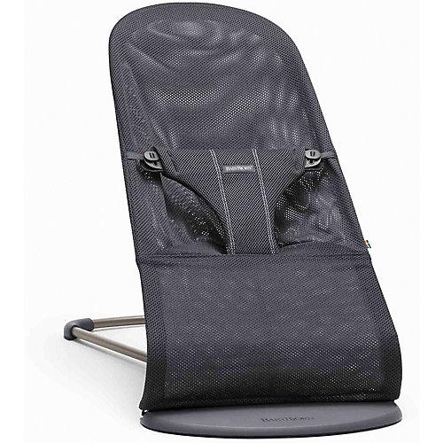 Кресло-шезлонг BabyBjorn Bliss Mesh антрацитовый от BabyBjorn