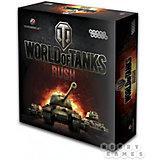 """Игра настольная """"World of Tanks: Rush"""",  Hobby World"""
