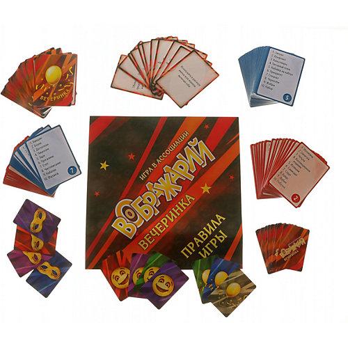 Игра Воображарий: Вечеринка, 2-е русское издание,  Hobby World от Hobby World