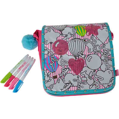 Color Me Mine - Glitter Couture Messenger