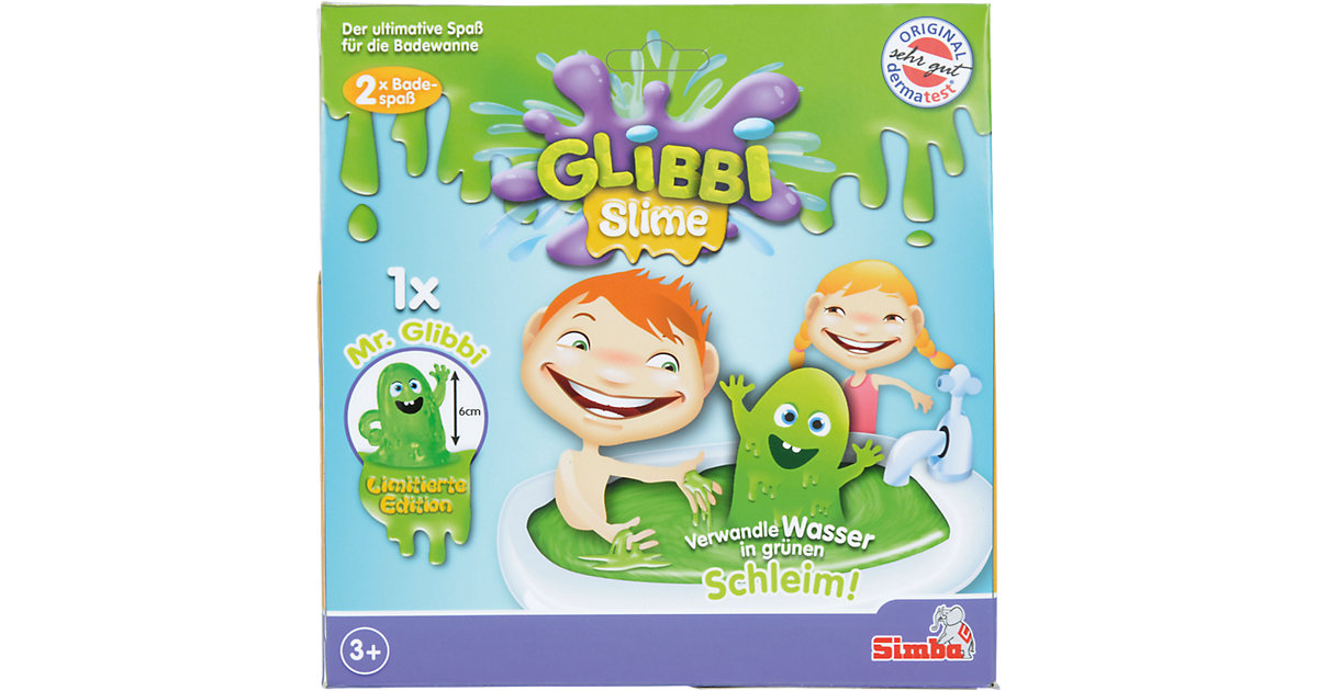 Glibbi Slime 2 Pack - Limitierte Edition
