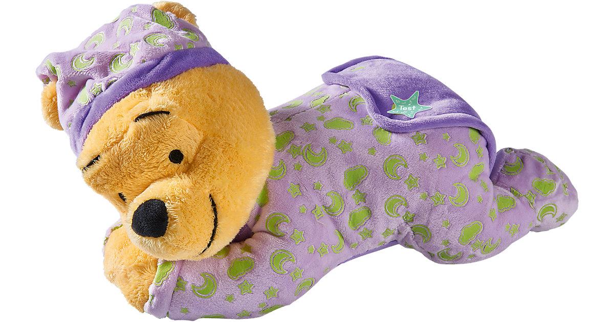 Simba Toys · Disney Winnie Puuh Gute Nacht Bär mit leuchtendem Strampler