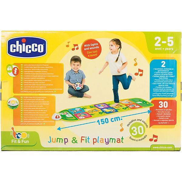Elektronische Hüpfmatte, CHICCO 1fCtCA