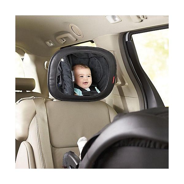 Автомобильное зеркало для наблюдения за ребенком, Skip Hop