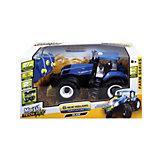 Радиоуправляемый трактор Maisto Farm tractor, 1:16, свет