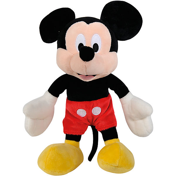 "Мягкая игрушка ""Микки Маус"", 20 см, Nicotoy"