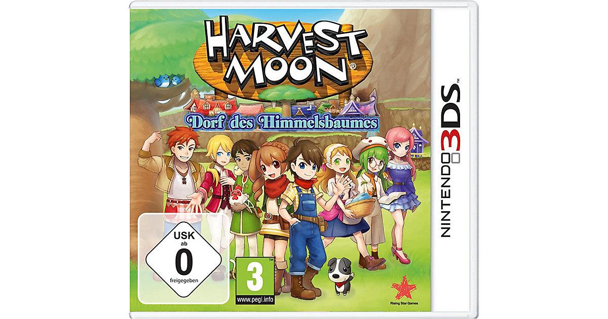 Vorschaubild von 3DS Harvest Moon: Dorf des Himmelsbaumes