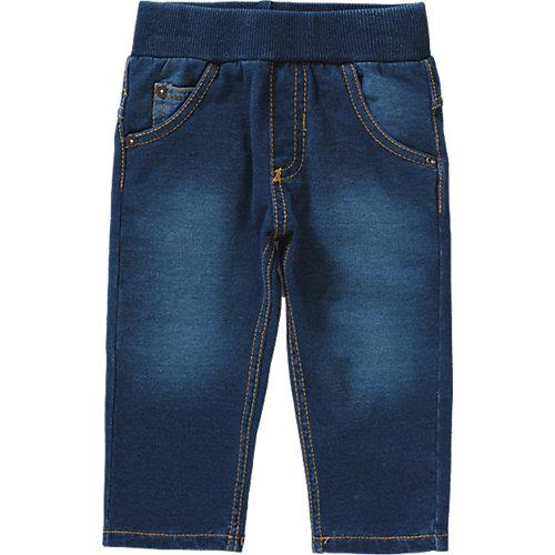BLUE SEVEN Baby Sweatjeans Slim Gr. 62 Jungen Baby | 04055851800749