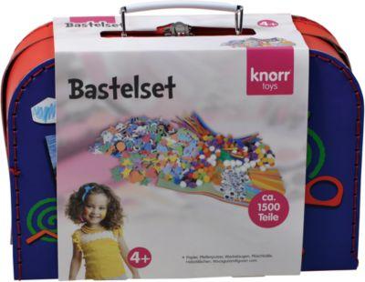 Bastelkoffer   Kreativspielzeug für Kinder kaufen