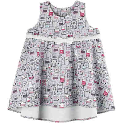 Kinder Jerseykleid, Organic Cotton
