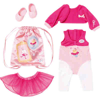 Exklusiv BABY born® Deluxe Ballerina Outfit, 43 cm