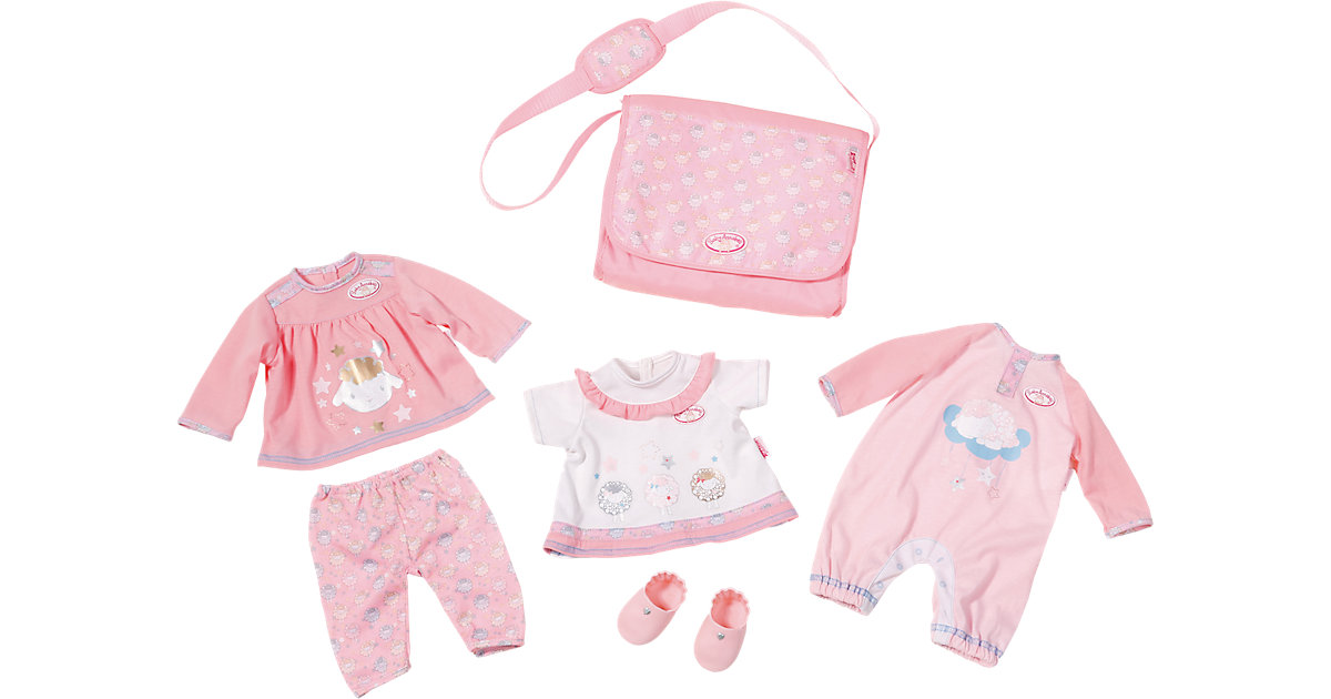 Baby Annabell® Puppenkleidung Great Value Pack classic