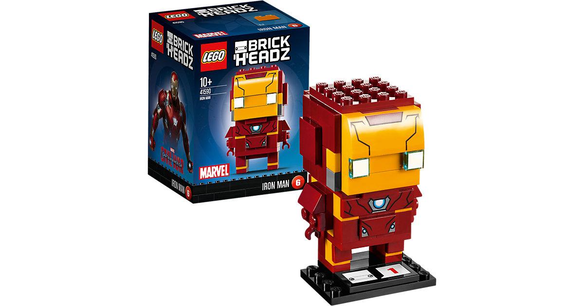 LEGO 41590 Brickheadz: Iron Man