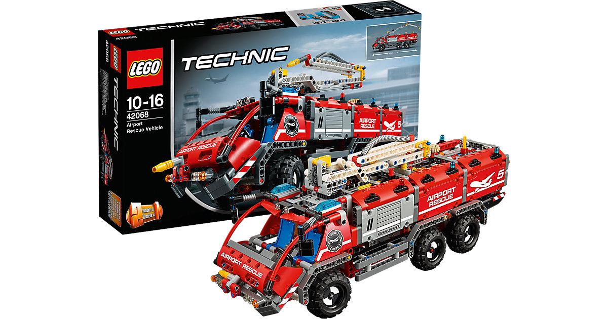 LEGO 42068 Technic: Flughafen-Löschfahrzeug
