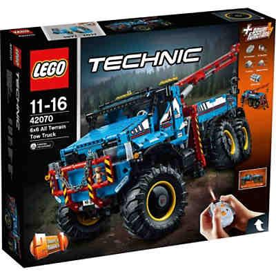 lego 42070 technic allrad abschleppwagen lego technic. Black Bedroom Furniture Sets. Home Design Ideas