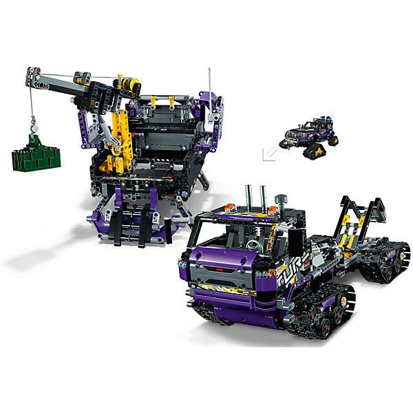 lego 42069 technic extremgel ndefahrzeug lego technic. Black Bedroom Furniture Sets. Home Design Ideas