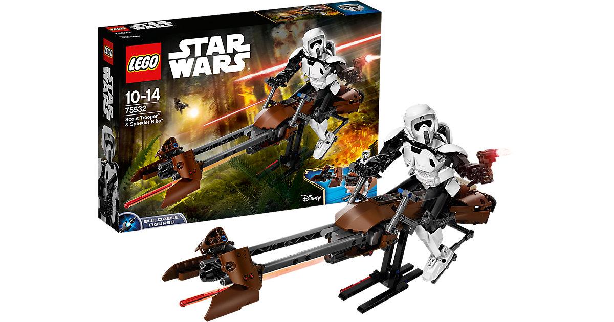 LEGO 75532 Star Wars: Scout Trooper™ & Speeder Bike™