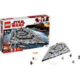 LEGO STAR WARS 75190: Звёздный разрушитель Первого Ордена
