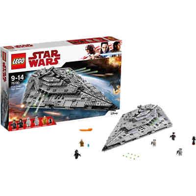 lego 75190 star wars first order star destroyer star wars mytoys. Black Bedroom Furniture Sets. Home Design Ideas