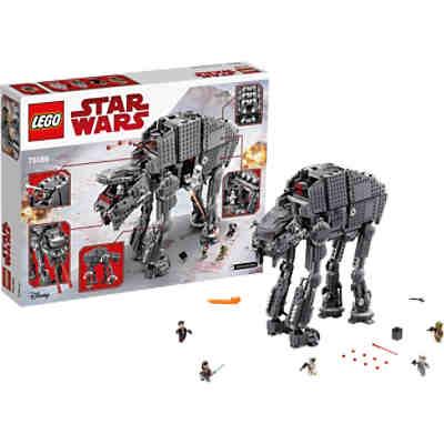 lego 75189 star wars first order heavy assault walker star wars mytoys. Black Bedroom Furniture Sets. Home Design Ideas