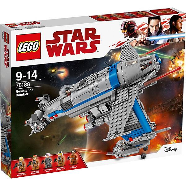 LEGO 75188 Star Wars: Resistance Bomber, Star Wars