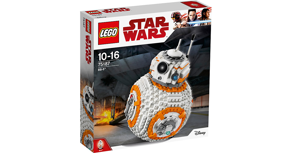 Image of LEGO 75187 Star Wars: BB-8™