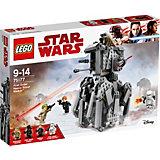 LEGO STAR WARS 75177: Тяжелый разведывательный шагоход Первого Ордена