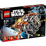 Конструктор Lego Star Wars 75178: Квадджампер Джакку