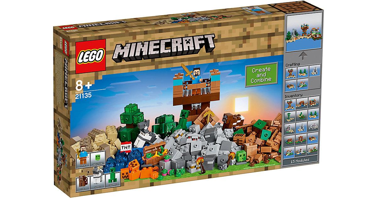 LEGO 21135 Minecraft: Die Crafting-Box 2.0