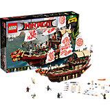 LEGO NINJAGO 70618: Летающий корабль Мастера Ву