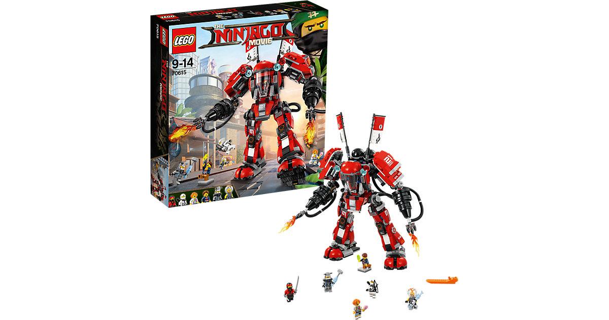 LEGO 70615 Ninjago: Kai´s Feuer-Mech